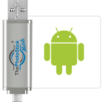Photo stick for android